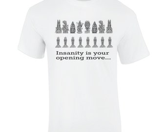 Cthulhu Chess T-Shirt