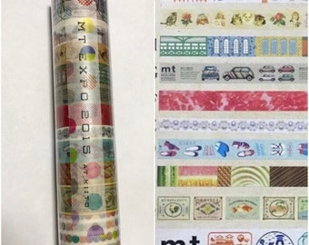 MT Expo At Kitto 2015 Masking Tape Set (MT Limited Edition Masking Tapes)