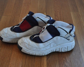 Vintage Tommy Hilfiger Shoes Etsy