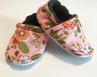 Spring Cotton Booties