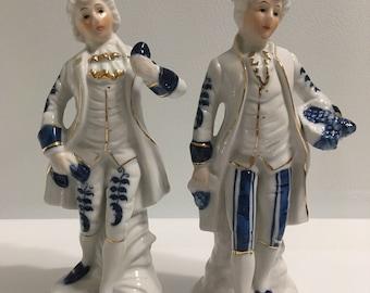 SALE.....Colonial ceramic statue