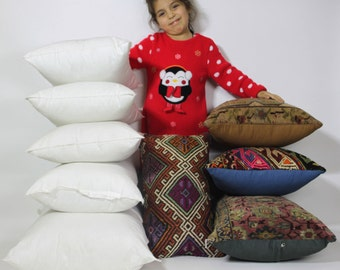 """16x48 pillow insert pillow inner pillow form pillow insert 16""""x48"""" kilim pillows stuffing floor pillow insert turkish pillow 40x120cm"""