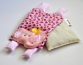 Heating pad baby, Microwave heating pad, Microwavable heat bag, Hot cold therapy, Ice pack, Kids hot pad, Animal heating pad, Wheat bag