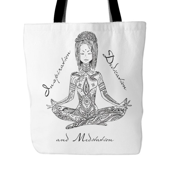 Tote Bag - Meditation