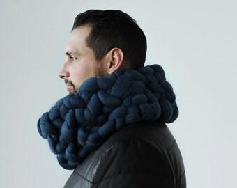 Eternity scarf for men