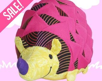 SPIKEY the Ribbon Hedgehog -Plush Pattern