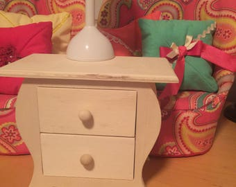 New Cabinet Table For American Girl Dolls