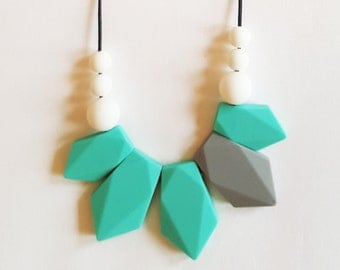 Teething Necklace Jewellery