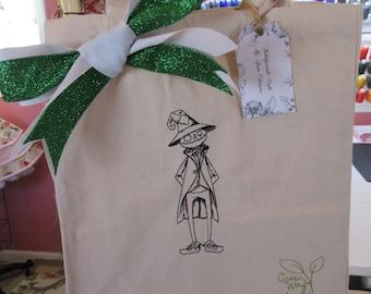 Shopping Tote Oz The Scarecrow