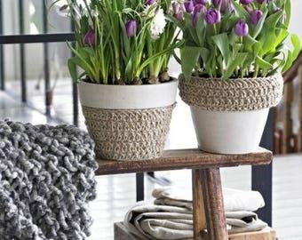 Vintage Flower Pots- Chalkboard or Regular