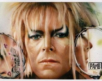 David Bowie as Jareth from Labyrinth (1986)