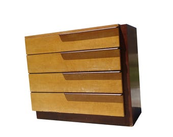 Early Mid Century Dresser by Gilbert Rohde for Herman Miller
