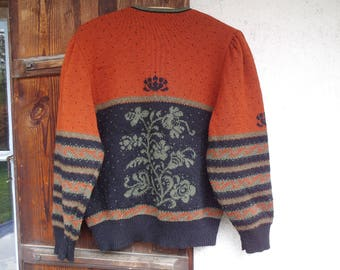 Dirndl - jackett, wooljackett, bavarian style
