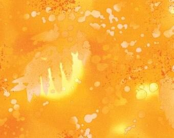 Benartex - Fossil Fern - Golden Glow - 528 67
