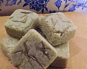 Organic Sugar Scrub Bars