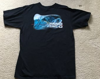 Hawaii Five-O T-Shirt From TV