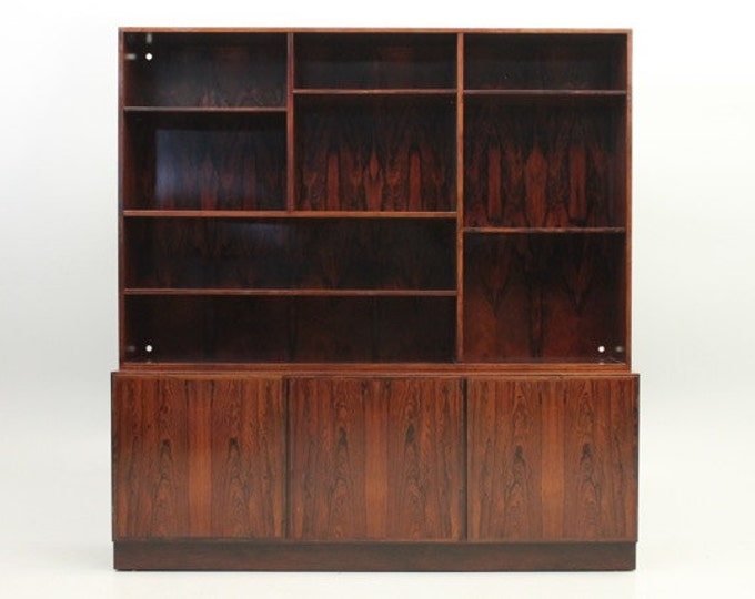 Danish Mid-Century Modern Gunni Omann Rosewood Storage Unit