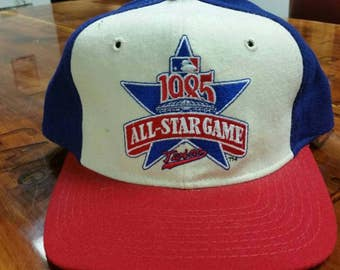 Minnesota twins Sports specialties snap back hat,1985 all star game hat, MLB asg,nwt,MLB hat, 80s