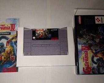 Super Castlevania 4 SNES (NTSC-US)