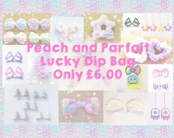 Kawaii Accessories Lucky Bag! Fairy kei, Sweet Lolita, Decora Kei, Harajuku etc inspired!
