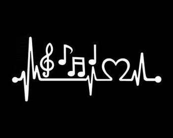 music notes beats