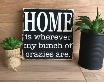 Home / Family Sign