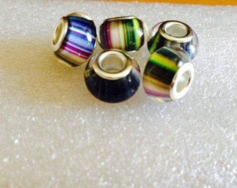 Pandora Charm for PANDORA bracelet charms 5 PCS