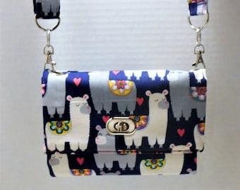 Llamas Purse Wallet, Llamas wallet, Llamas purse, Llama handbag, Llama gifts, wallets for women, Pwallet