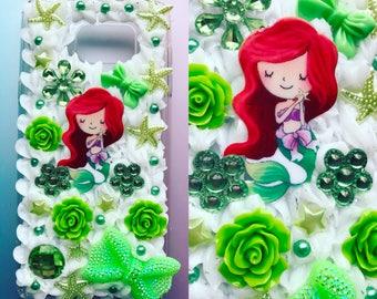 The Little Mermaid decoden phone case