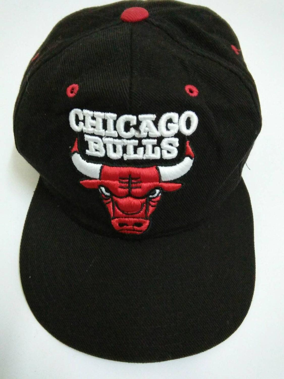 Rare Vintage CHICAGO BULLS Hat Cap ba3812217