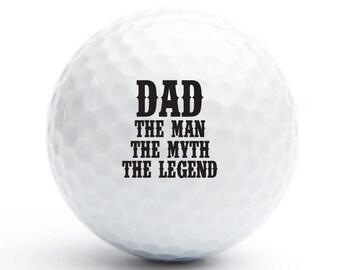 18 pcs DAD The Man The Myth The Legend - Father's Day Gift/Birthday Gift (GOLF-AZ144U)