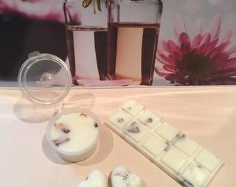 Rose Geranium - 100% Natural Soy Wax Melts
