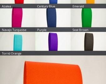 Ribbon Bazaar Solid Grosgrain Ribbon 3 inch 50 yards 100% Polyester