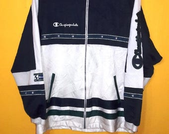 Vintage 90's Championproducts by champion jacket athletic large size