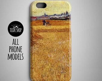 Van Gogh Painting iPhone X Case Samsung Galaxy S8 Case iPhone 8 Case iPhone 8 Plus Case Sony Xperia Z5 Case iPhone 7 Case Huawei P10 Case