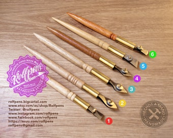 Ruling Pens Special Edition for Gestural Calligraphy Hand Made