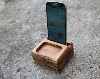 SALE!!!Men docking station,wood docking station, Gift for Man ,Christmas boyfriend gift ,Iphone 7, Gift for husband,Christmas gift for men