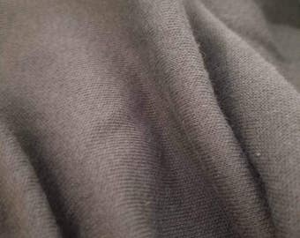 "Supima Micro Modal cotton brushed french-terry like fleece gorgeous silky touch  Caol-A 50"" wide"