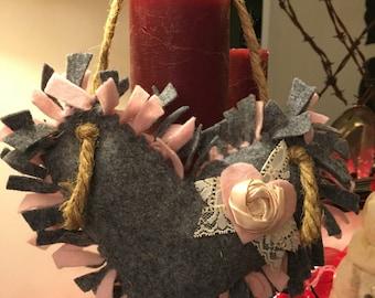 Valentine Heart Hanger