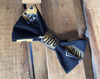 Boiler Up Baby Bow, purdue bows, purdue baby bow, purdue baby, baby bows, nylon headbands, baby clips, purdue baby accessories