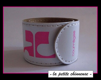 COURREGES BRACELET. COURREGES Cuff Bracelet.