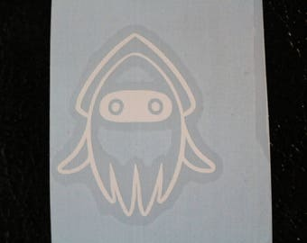 Mario Bloober Old School Decal Any Size Any Colors