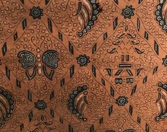Vintage indonesian batik sarong