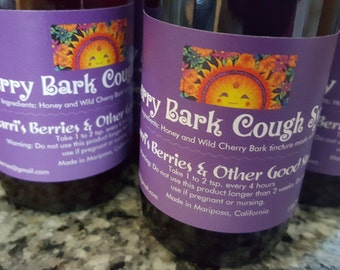 Cherry Bark Cough Syrup