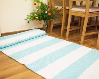 Knitted rug / carpet 47 colors
