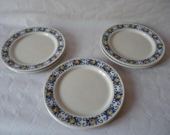 Villeroy & Boch plates