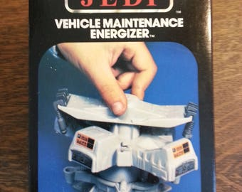 Vintage Star Wars Vehicle Maintenance Energizer Toy