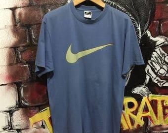 90s Nike Tshirt Big Logo