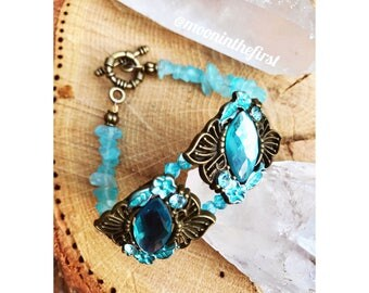 Copper Sky Fairie Bracelet