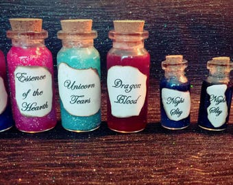 Potion Bottles (Charms)